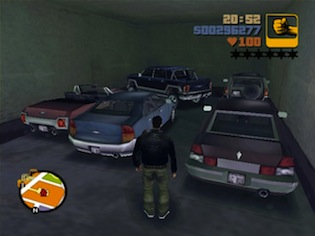 how to play gta 3 on xbox 360