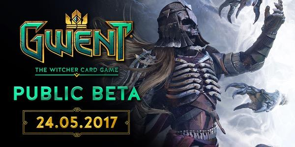 CD Projekt RED Announces Public Beta for Gwent