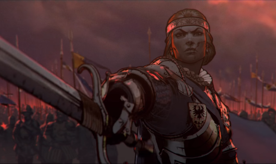 GWENT single player campaign Thronebreaker announced