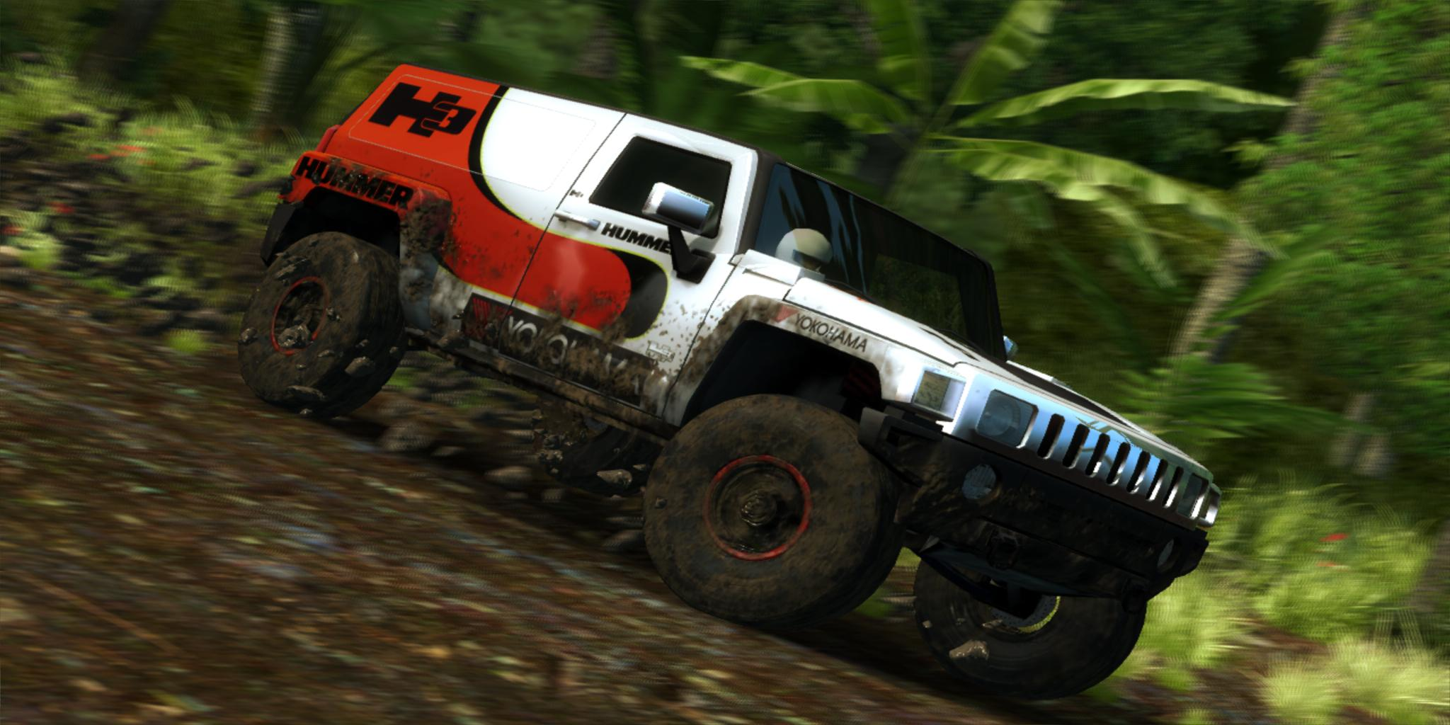 4x4 hummer game download