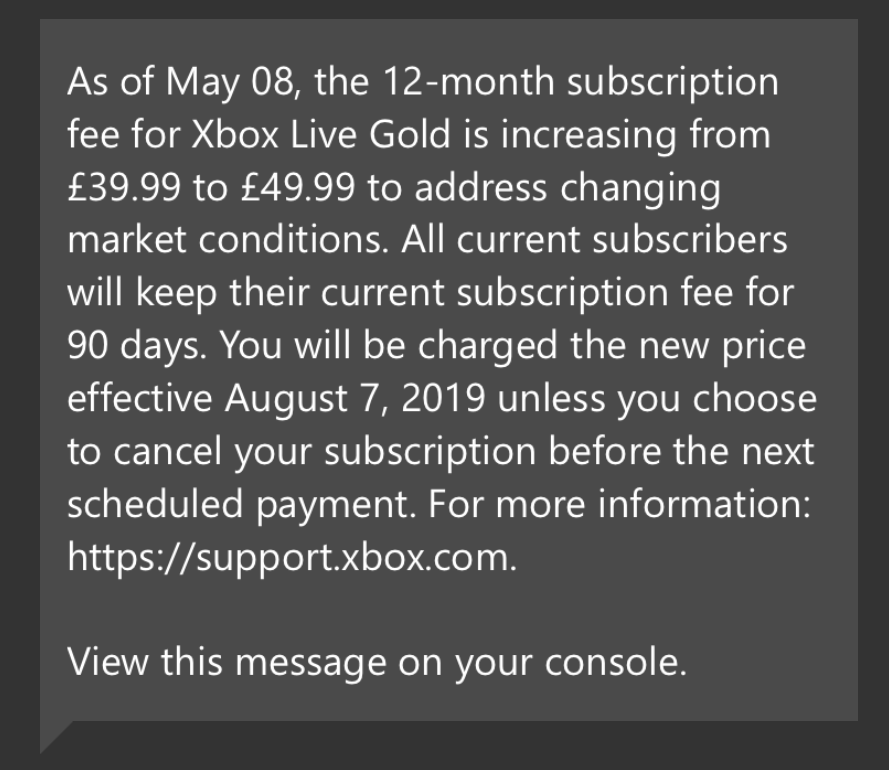 Microsoft might roll Xbox Live and Game Pass into one big subscription