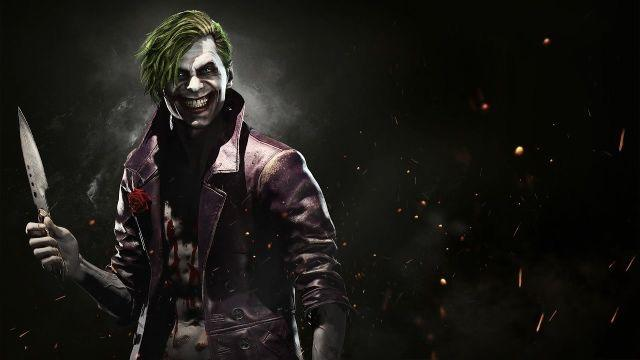 Image result for Injustice 2 The Joker