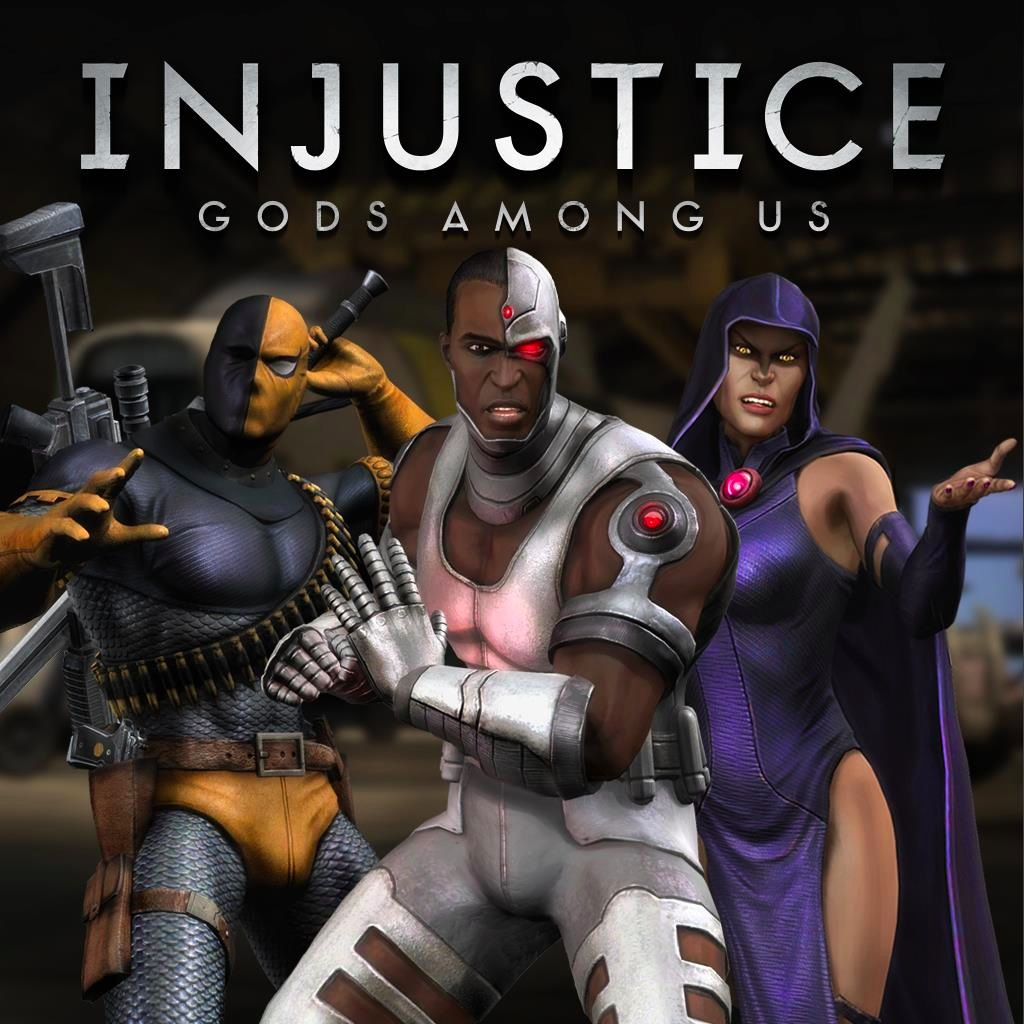 Injustice: Gods Among Us Lobo DLC Incoming, New Skin Packs ...