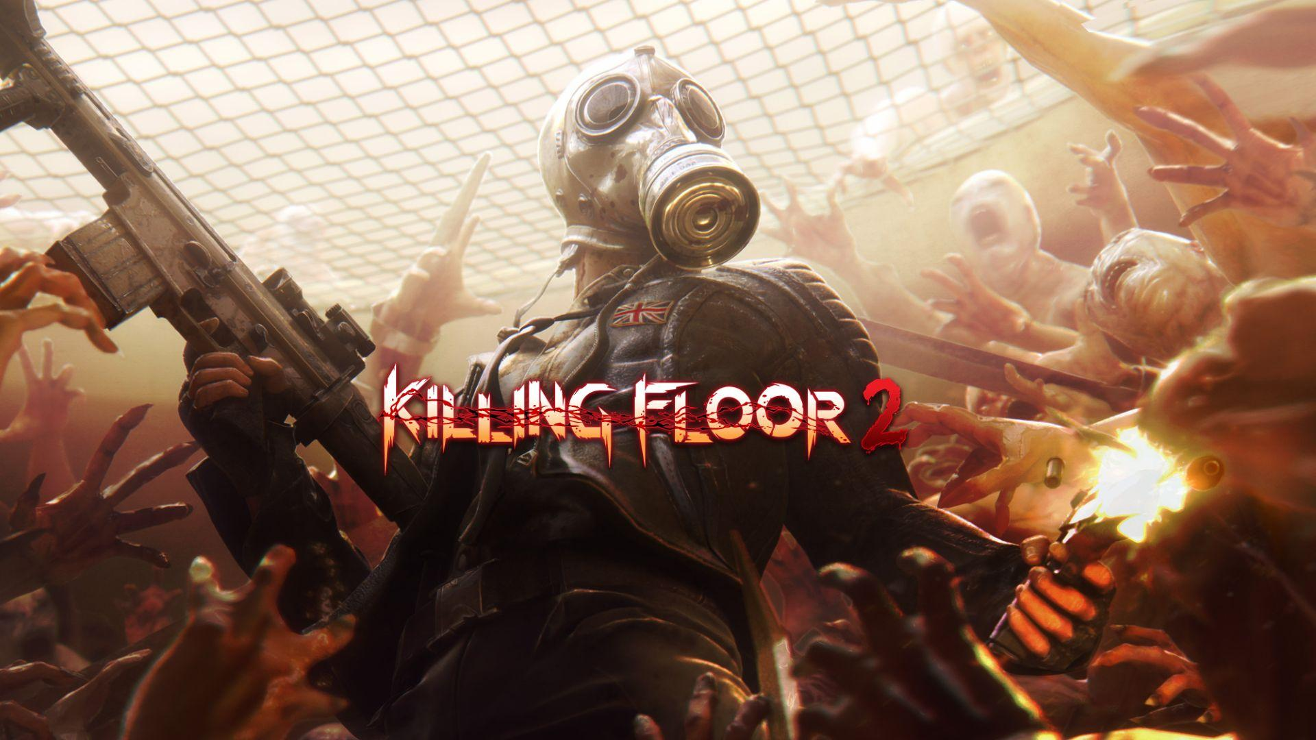 Killling Floor 2 Announced for Xbox One and Xbox One X