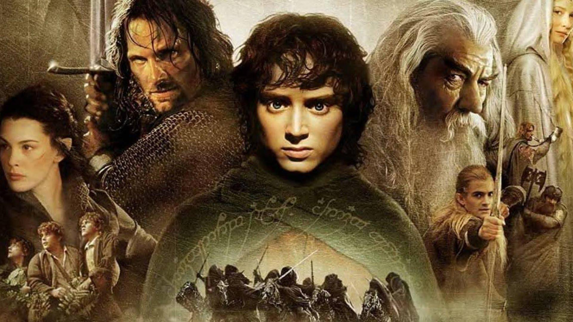 Amazon Developing Lord of the Rings Online Multiplayer Game