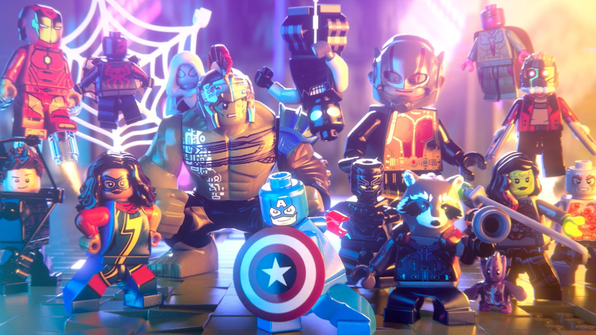 Official LEGO Marvel Super Heroes 2 Launch Trailer