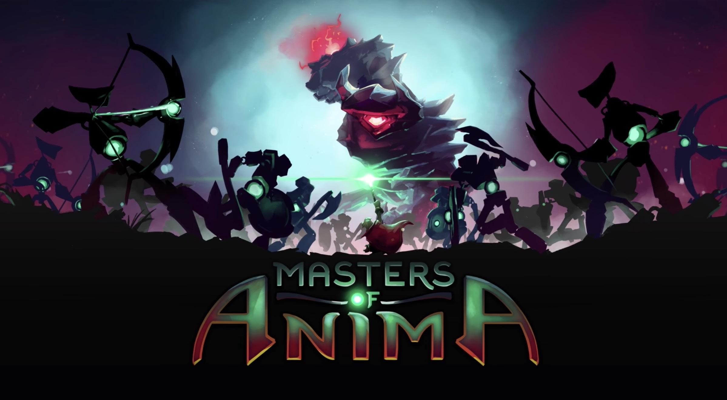 Action-Adventure Game 'Masters of Anima' Announced for Consoles