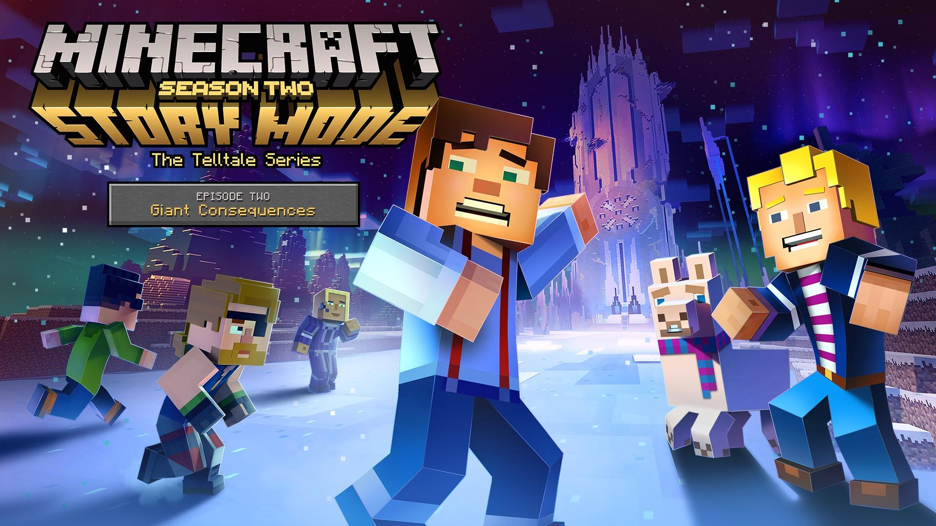 Minecraft: Story Mode Season 2 Release Dates Announced