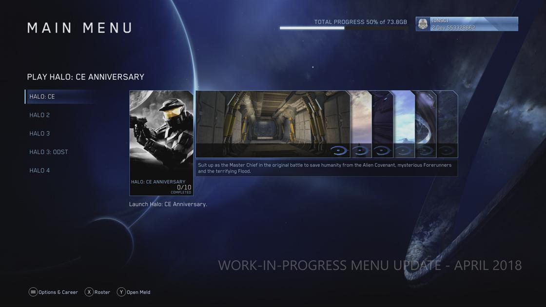 Halo: The Master Chief Collection Development Update Showcases