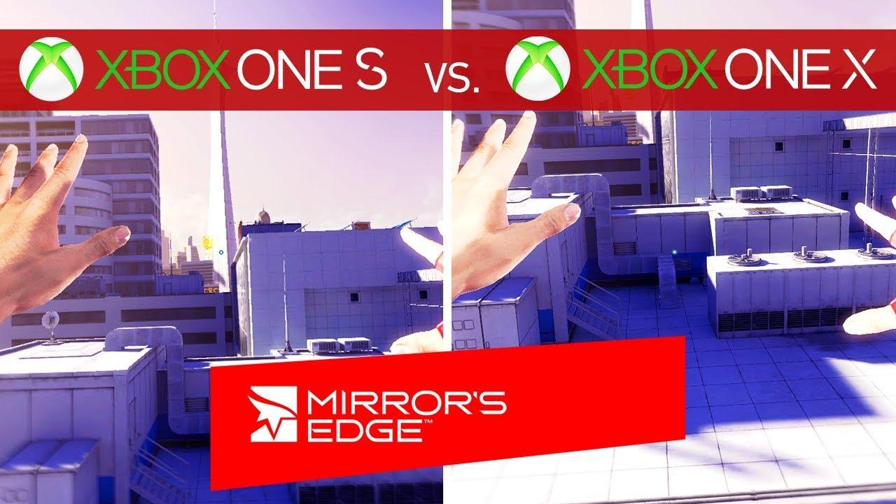 mirrors edge xbox