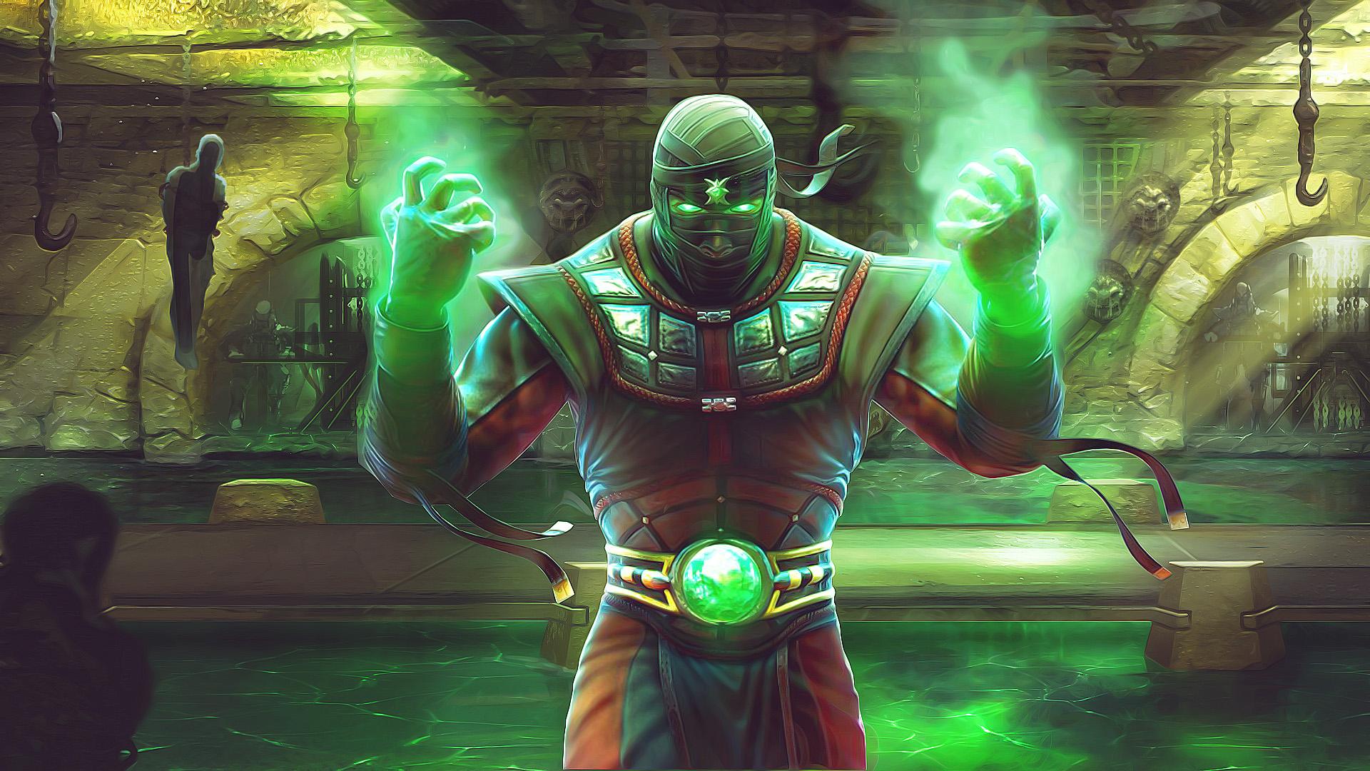 mortal kombat x reignites the glowing green eyes of ermac