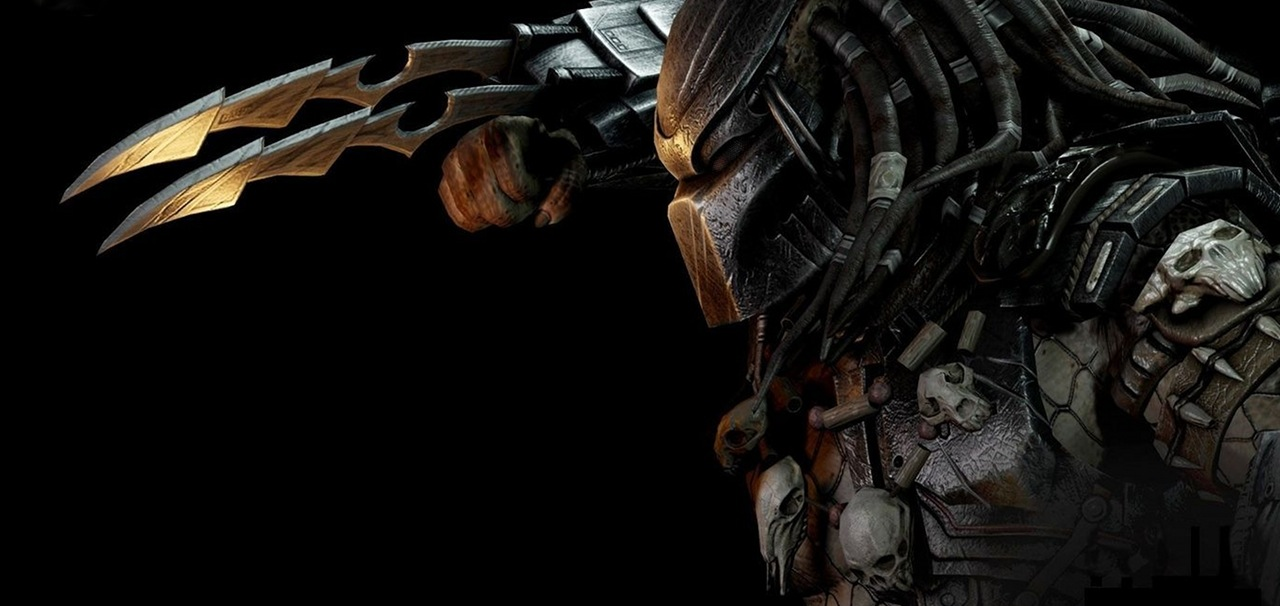 Mortal Kombat X Predator Gameplay Trailer Lasers Your Arms Off