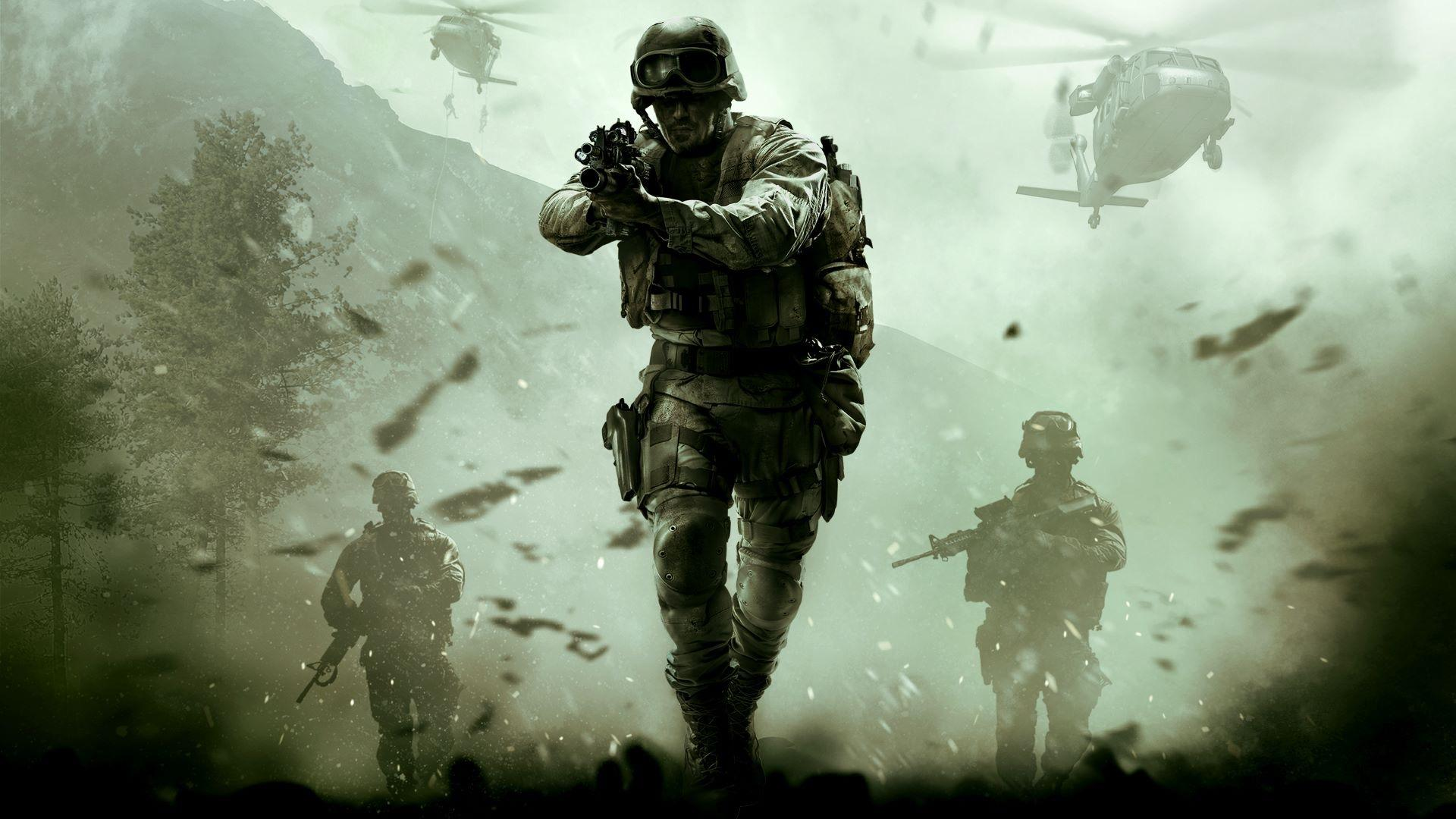 The New Call of Duty is Reportedly Called... Modern Warfare