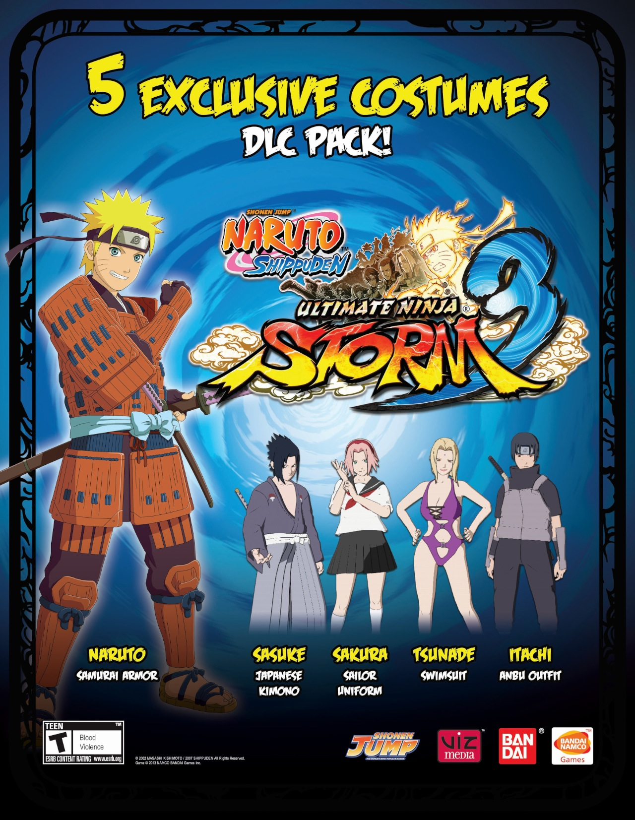 descargar naruto shippuden ultimate ninja storm 3 para pc