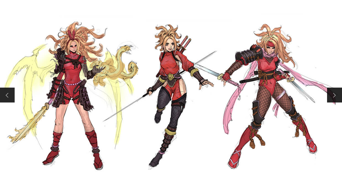 Has Soul Calibur VI Been Unveiled By Leaked Concept Art