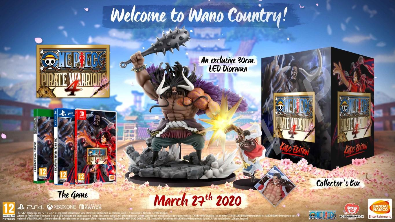 Xbox 360 Games 2020.One Piece Pirate Warriors 4 Is Coming To Xbox One In March