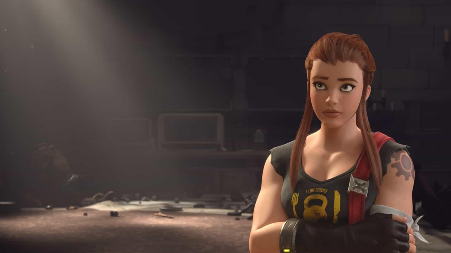 New Overwatch Hero: Brigitte Lindholm