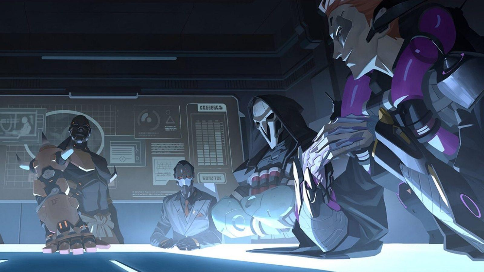 Overwatch May Be Teasing Yet Another Hero