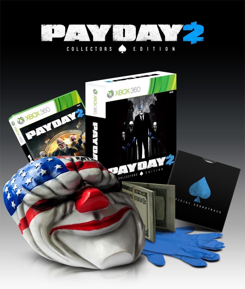 What is payday 2 xbox one xbox 360 news at xboxachievements com