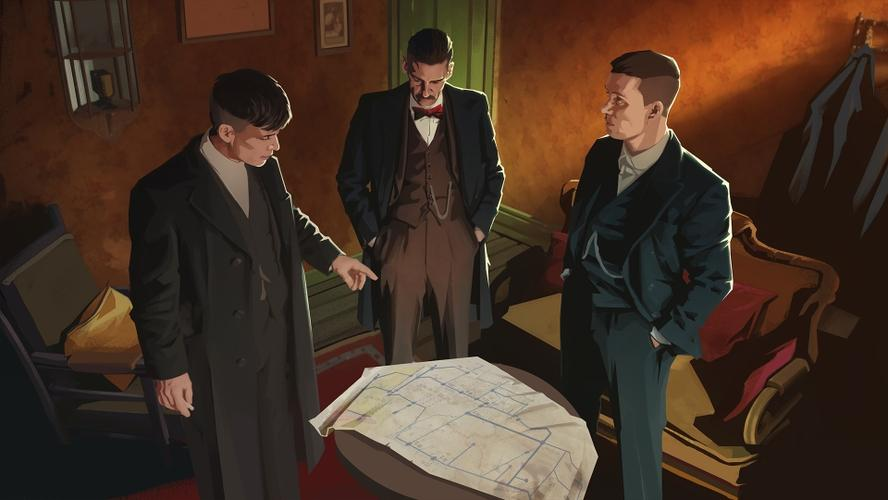 Peaky Blinders: Mastermind Announced For PlayStation 4