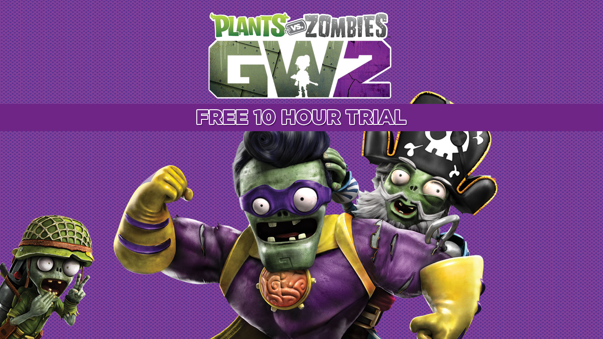 You Can Play Plants Vs Zombies Garden Warfare 2 Free For Up To 10 Hours Playstation 4