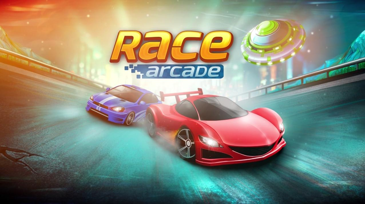 race arcade is a retro style top down racer coming to xbox one in august xbox one xbox 360. Black Bedroom Furniture Sets. Home Design Ideas