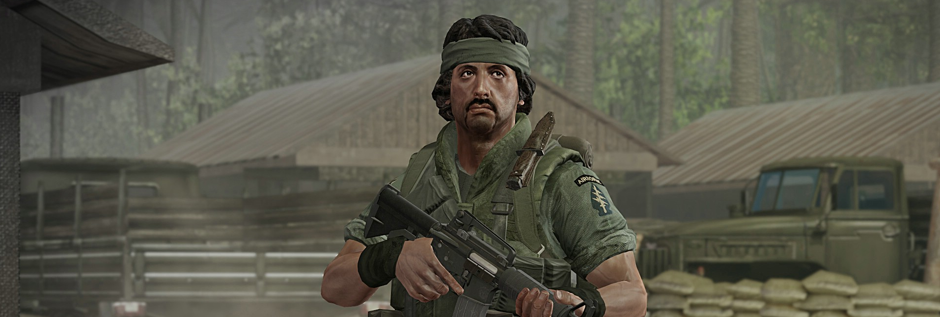 Rambo the game review