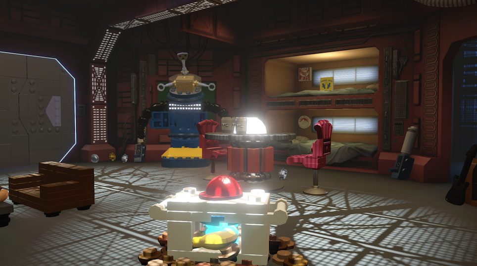 LEGO Dimensions' Red Dwarf Easter Egg: Where To Find It