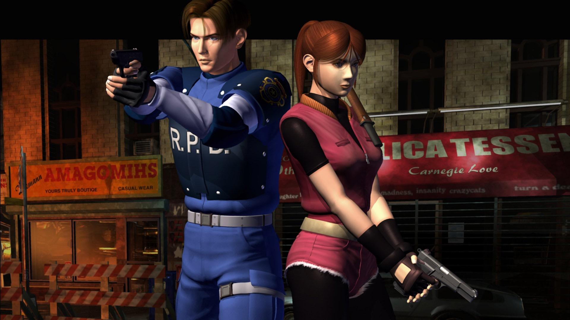 Resident Evil 2 Remake Won T Feature Claire Leon And Ada Voice