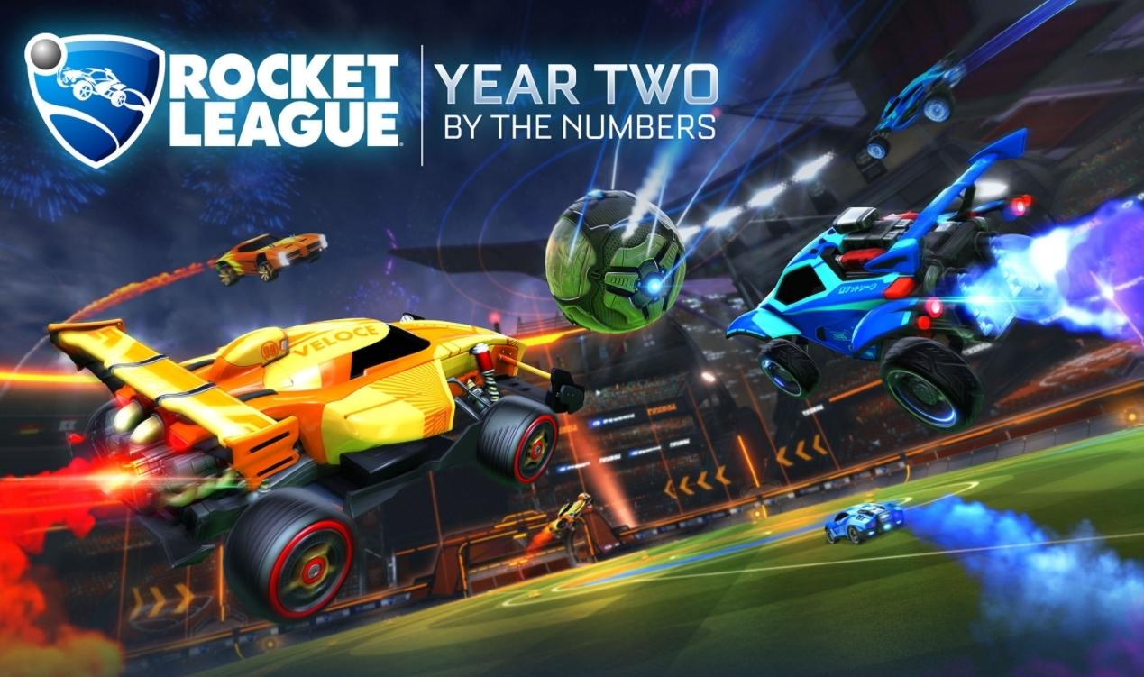 Rocket League Surpasses 33 Million Players; 1.6 Million Play Every Day