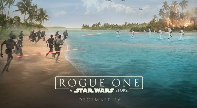 Star Wars Battlefront will have Rogue One tie-in DLC