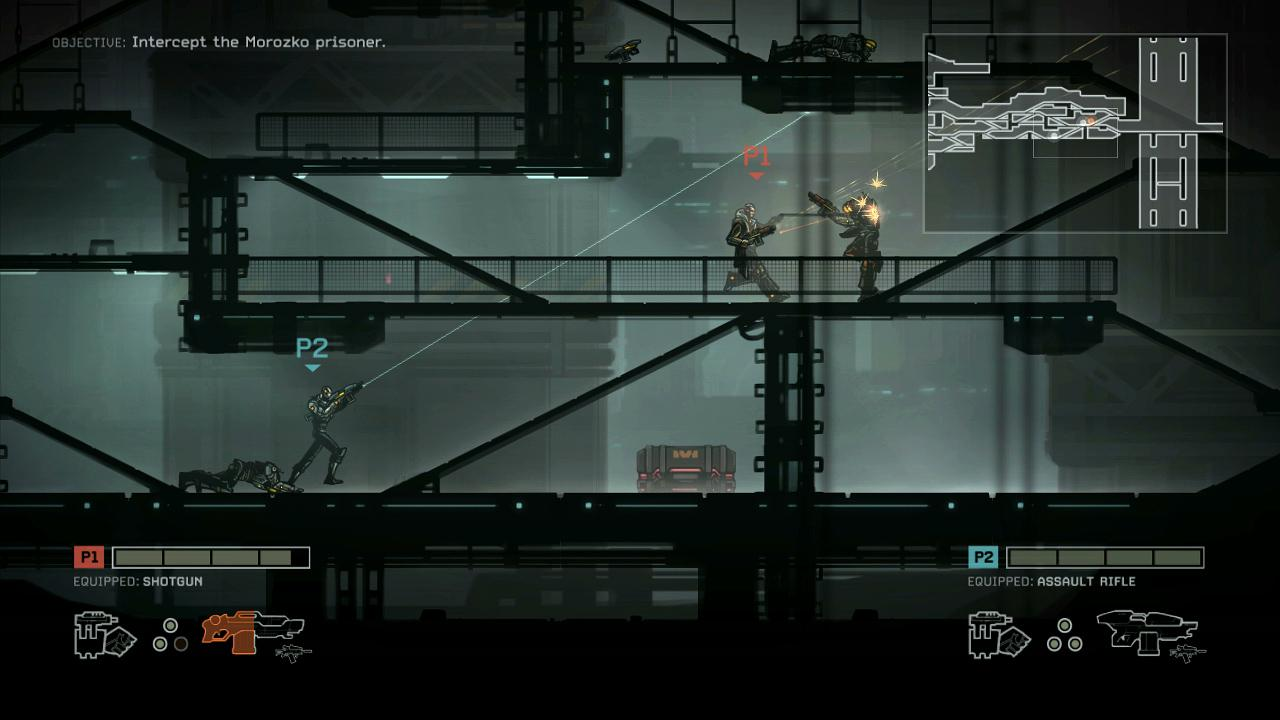 Chair Want a Shadow Complex Sequel Too, Says Mustard - Xbox
