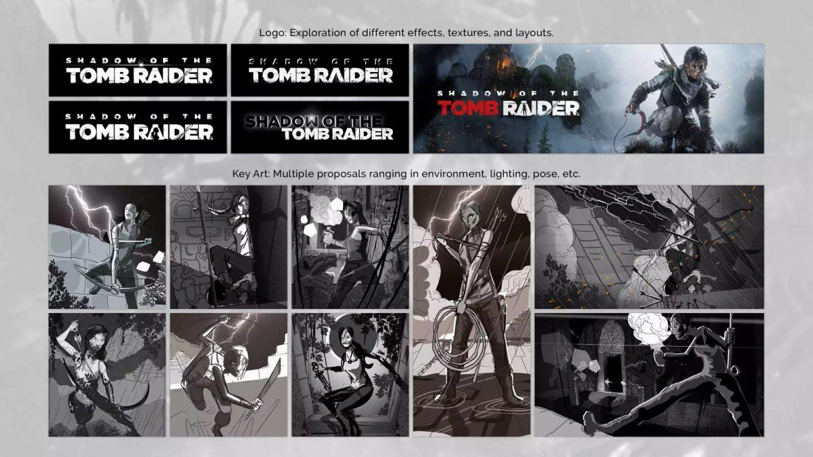Shadow Of The Tomb Raider Concept Art: Shadow Of The Tomb Raider Concept Art Leaks, Reveals More
