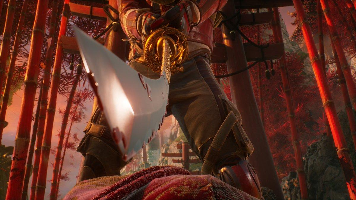Shadow Warrior 3 announced with new teaser trailer, launching 2021