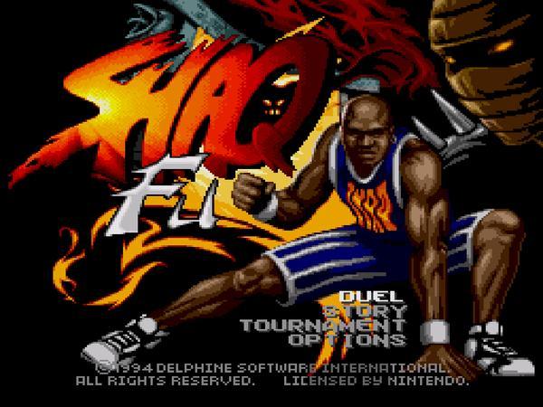 Play Shaq Fu rom Game Online Game Boy free gb - Vizzed Board - .
