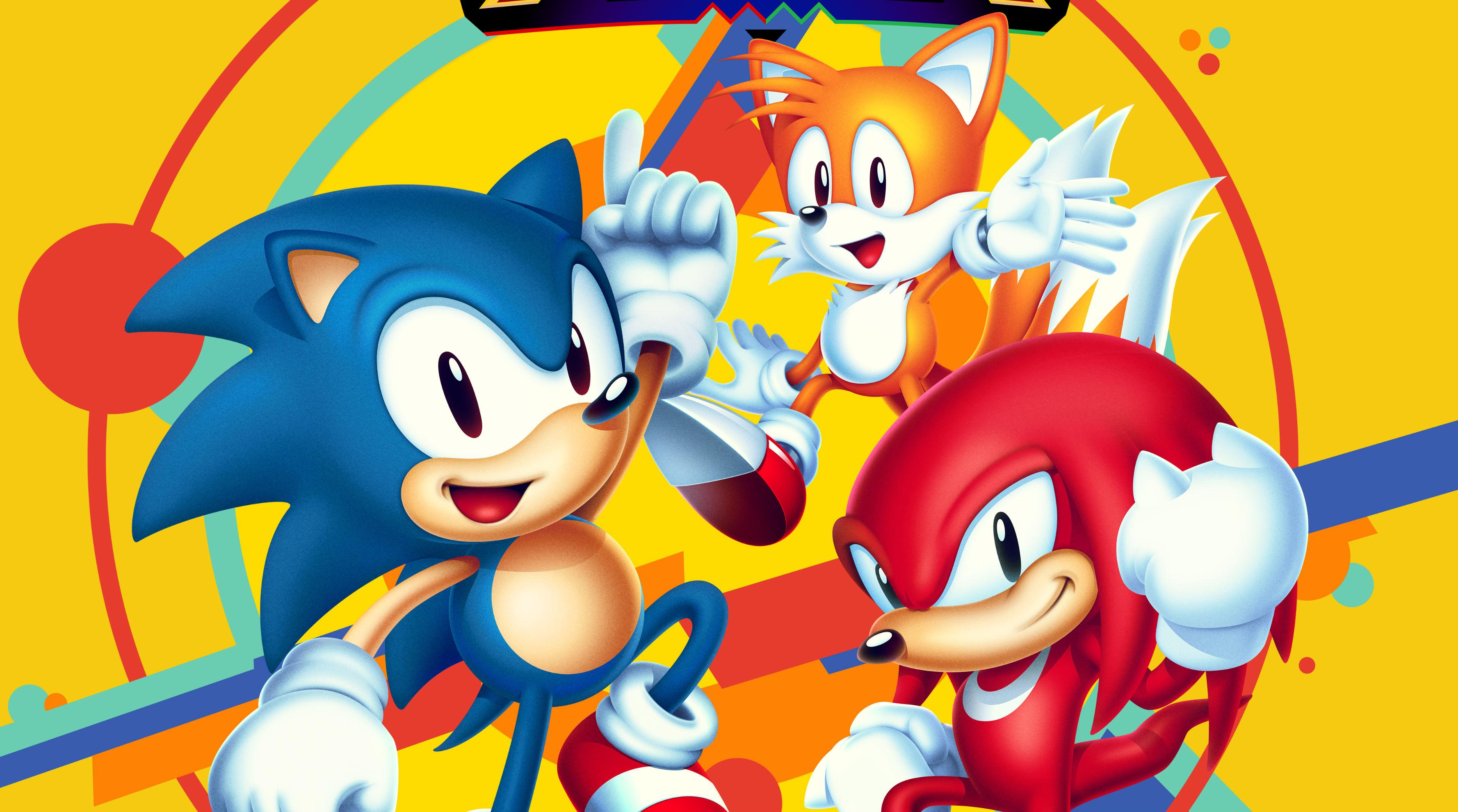 Exclusive Sonic Mania Vinyl Announced For Its 26th