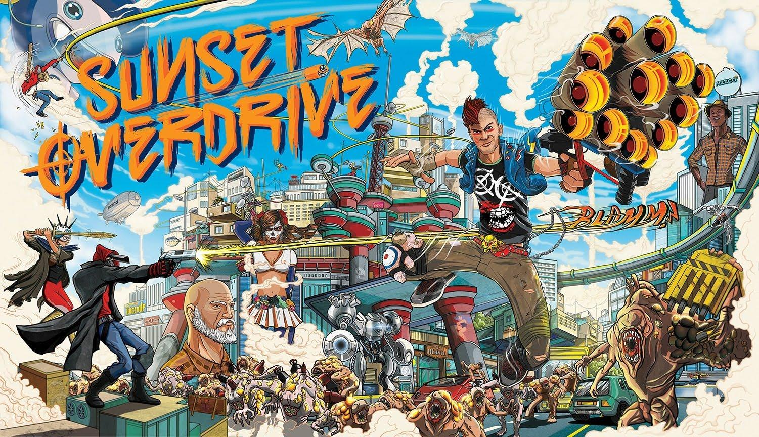 Sunset Overdrive Sequel May Happen With Or Without Microsoft, Insomniac Reveals