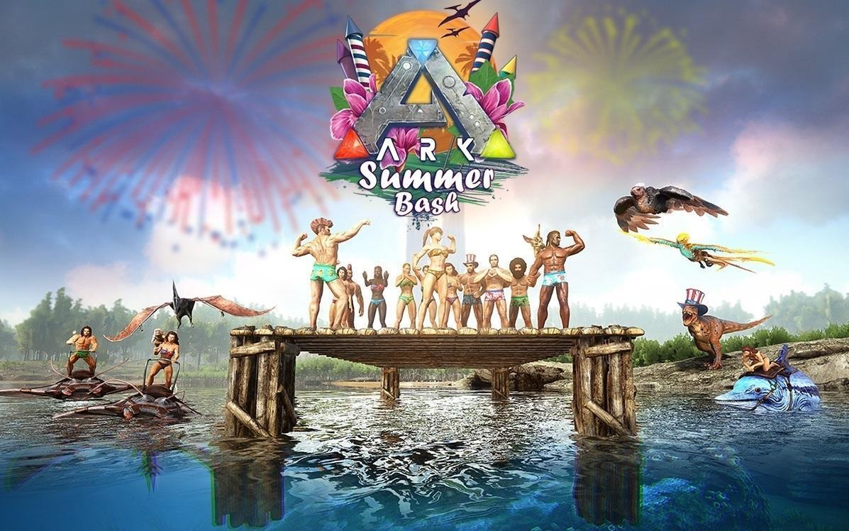 ARK: Survival Evolved Summer Bash 2019 Event Now Live - Xbox One