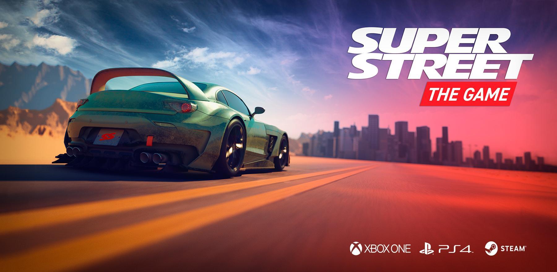 تحميل لعبة Super Street: Game