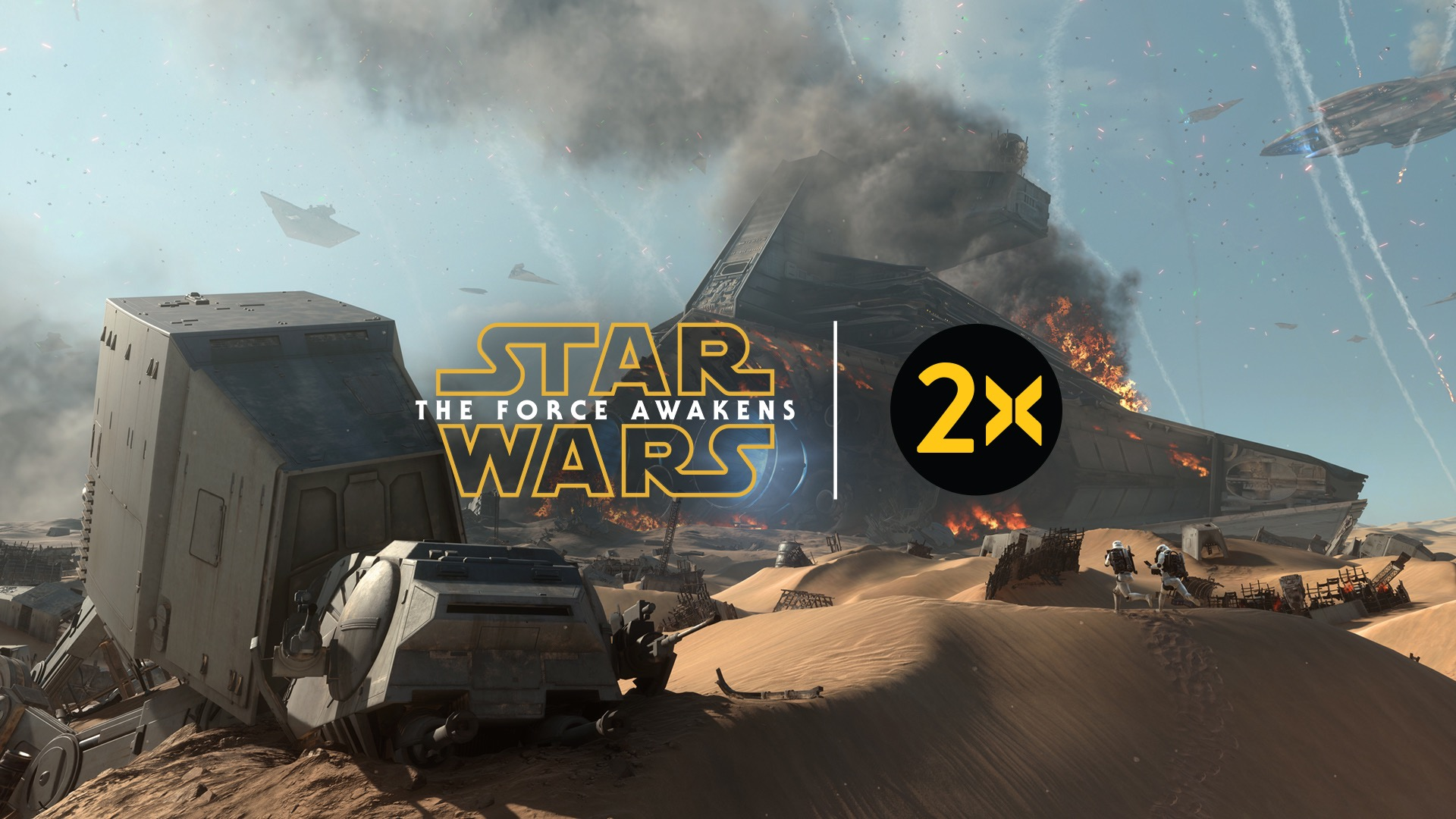 star wars battlefront gets 2x xp to celebrate the force