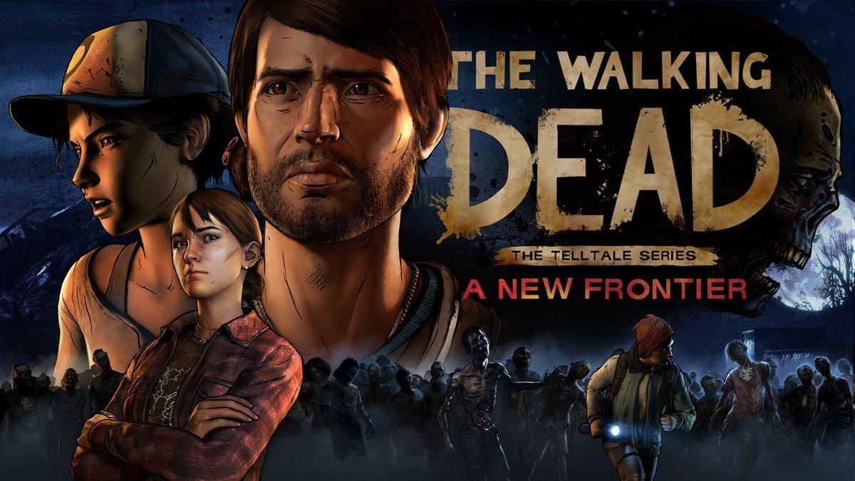 Season three of Telltale's The Walking Dead arrives December 20. Merry Christmas!