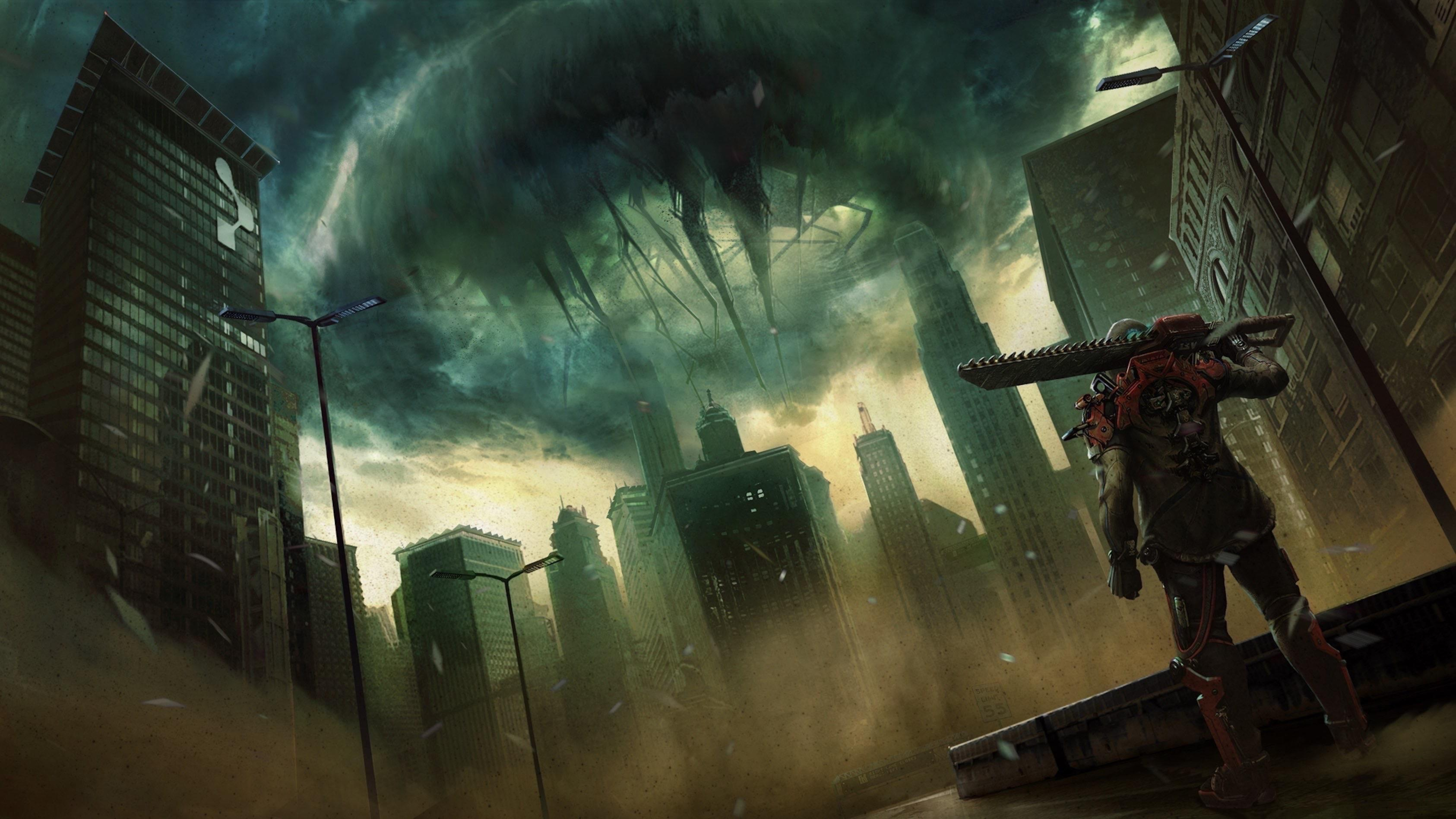 The Surge 2 announced