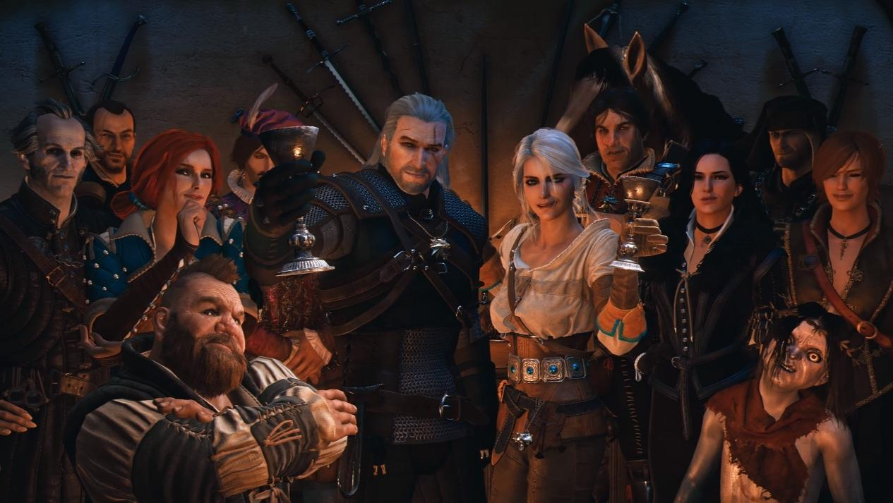 CD Projekt RED celebrate ten year anniversary of The Witcher
