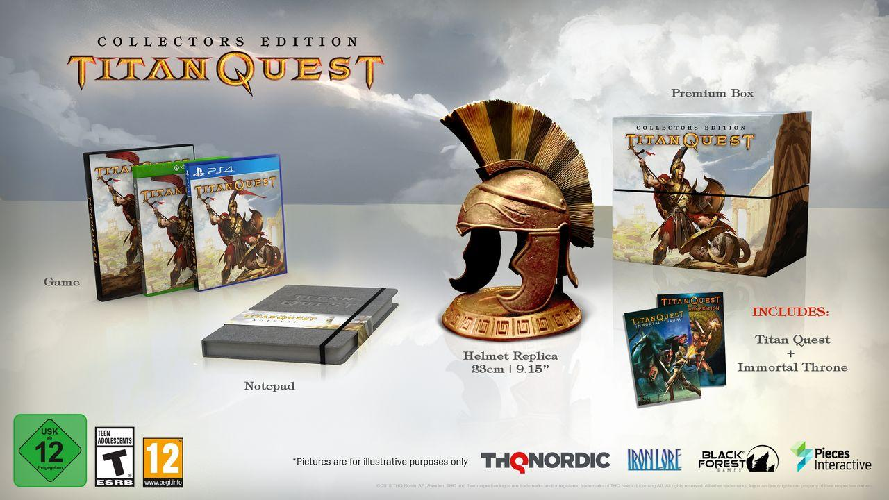 Titan Quest confirmed for Switch