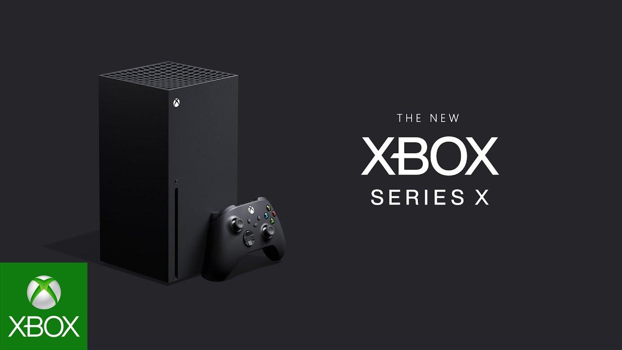 First look at Xbox Series X console revealed at The Game Awards