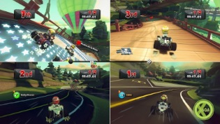 4 player racing games for xbox 1