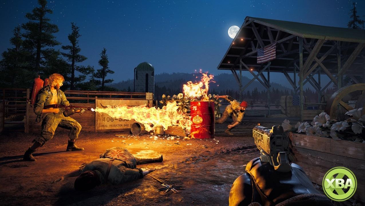 Far Cry 5 Review Xbox One Review At Xboxachievements Com