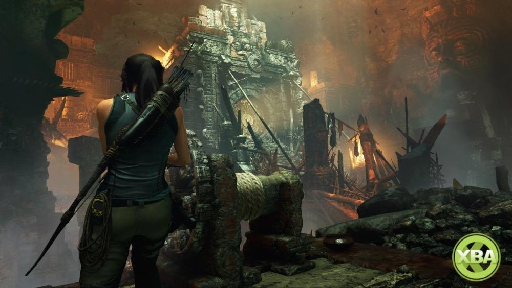 Shadow Of The Tomb Raider Review Xbox One Review At