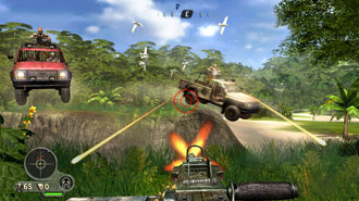 far cry 4 map editor how to make vehicles patrol