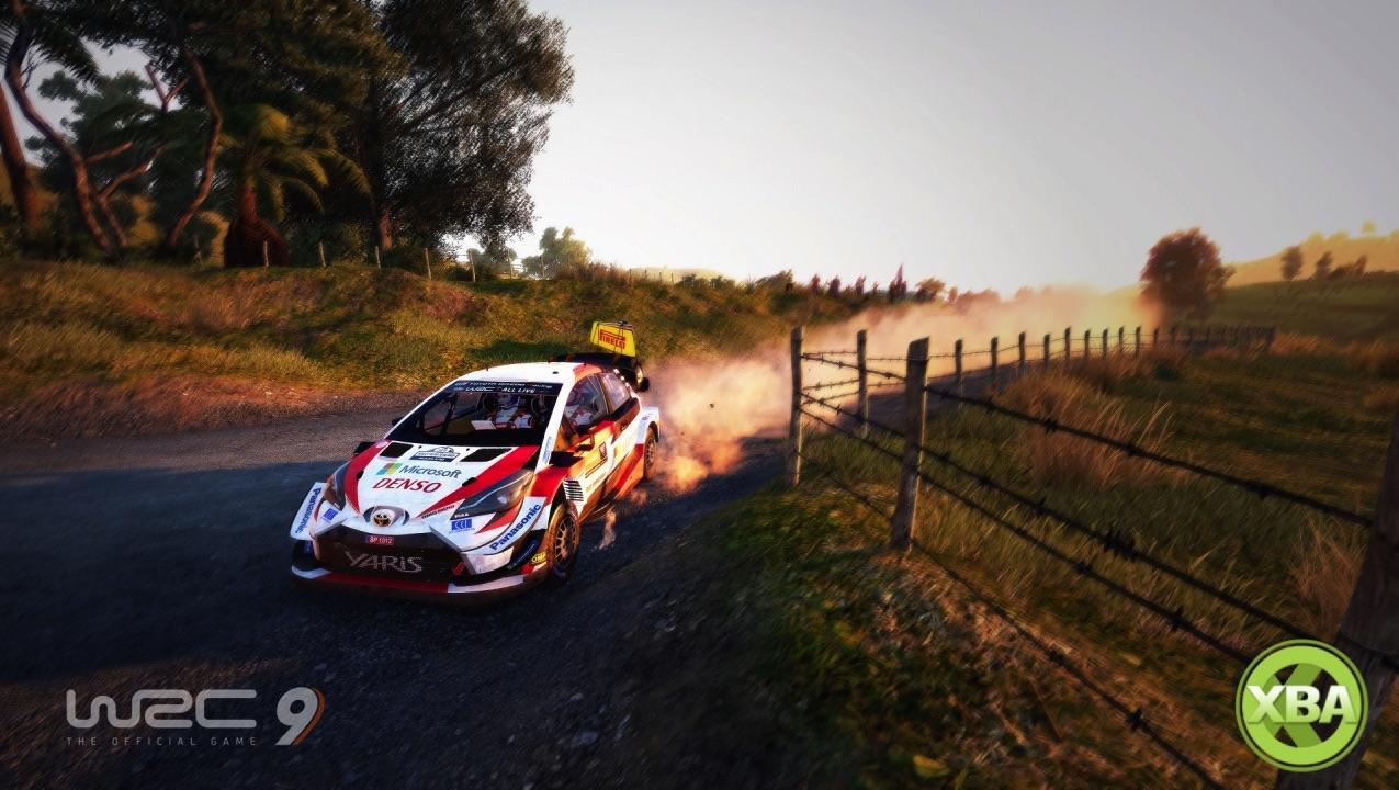 WRC 9 FIA World Rally Championship Review - Xbox One Review at  XboxAchievements.com